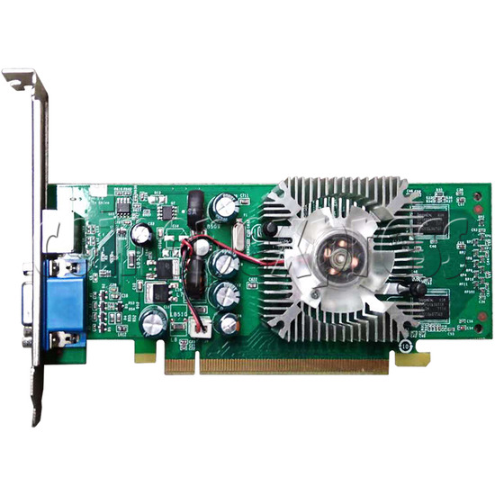 Video Card for Super Bike - Part No. 7300GS