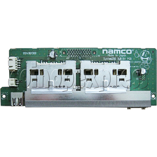 Namco PCB system 256 for Time Crisis 4 - front view