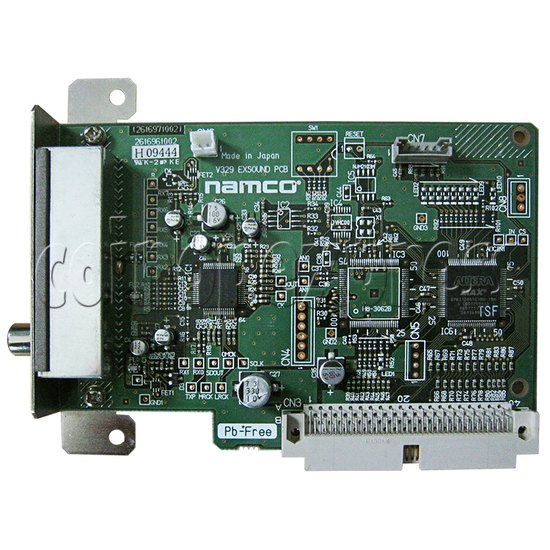 Namco Exsound PCB for Time Crisis 4- front view