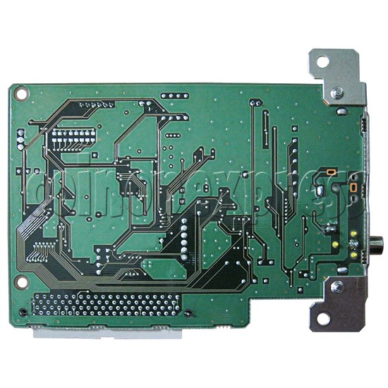 Namco Exsound PCB for Time Crisis 4 - backt view