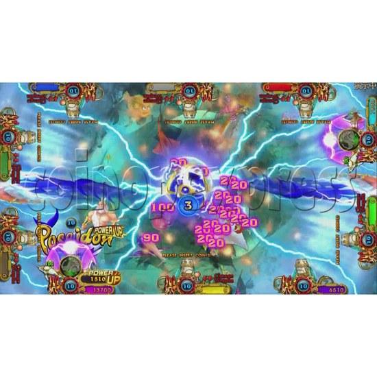 Ocean King 3 Plus Poseidon Realm Full Game Board Kit China Release Version - screen display-9