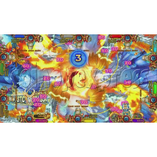Ocean King 3 Plus Poseidon Realm Full Game Board Kit China Release Version - screen display-12