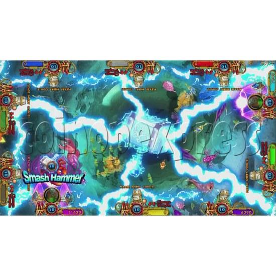 Ocean King 3 Plus Blackbeard Fury Game Board Kit China Release Version - screen display-7