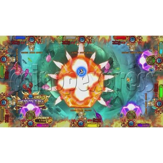 Ocean King 3 Plus Blackbeard Fury Game Board Kit China Release Version - screen display-15