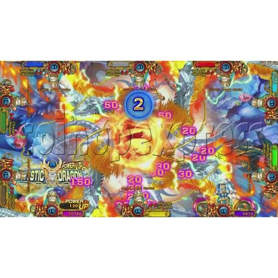 Ocean King 3 Plus Blackbeard Fury Game Board Kit China Release Version - screen display-16