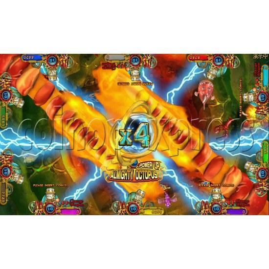 Ocean king 3 plus Dragon Lady of Treasures Fish Hunter Game board kit China release version - screen display 14