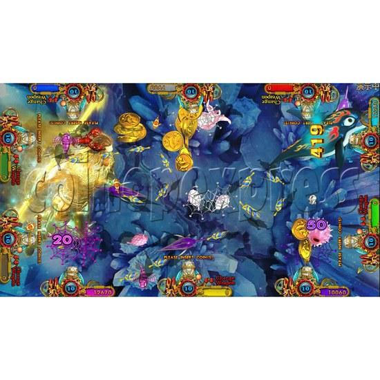 Ocean king 3 plus Aquaman Realm Fish Game Board Kit China Release Version - screen display 9
