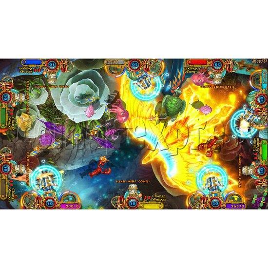 Ocean king 3 plus Aquaman Realm Fish Game Board Kit China Release Version - screen display 10