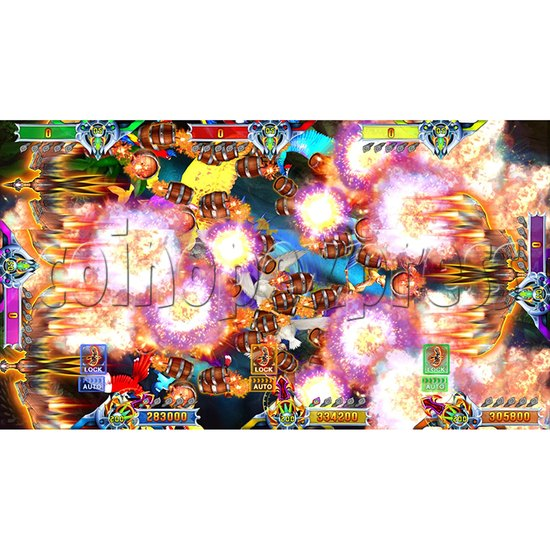Bird Paradise USA Arcade Game Full Game Board Kit - screen display 1