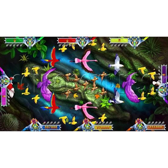 Bird Paradise USA Arcade Game Full Game Board Kit - screen display 2