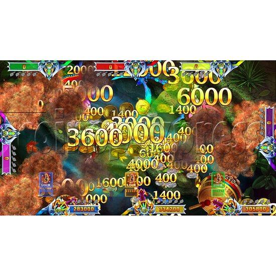 Bird Paradise USA Arcade Game Full Game Board Kit - screen display 4