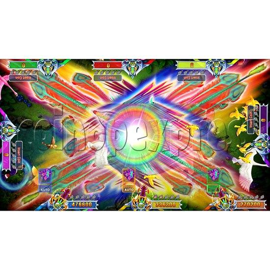 Bird Paradise USA Arcade Game Full Game Board Kit - screen display 6