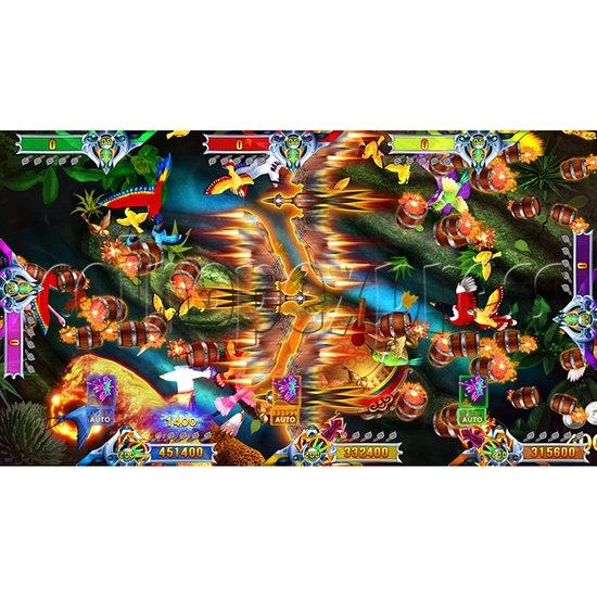 Bird Paradise USA Arcade Game Full Game Board Kit - screen display 8