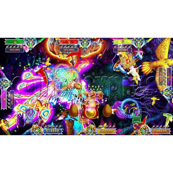 Bird Paradise USA Arcade Game Full Game Board Kit - screen display 9