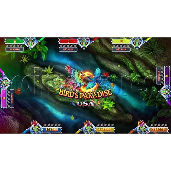 Bird Paradise USA Arcade Game Full Game Board Kit - screen display 10