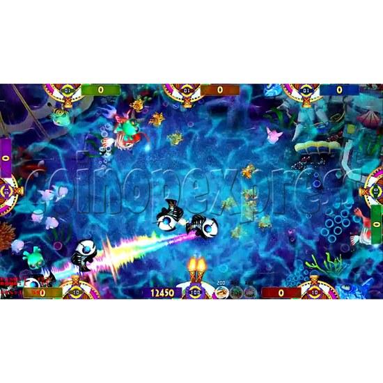 Fisherman Club Fish Game Board Kit China Release Version- screen display 5
