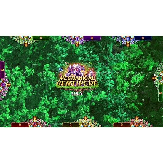 Mechanical Centipede Fishing Arcade Game Full Game Board Kit USA Edition - screen display 1