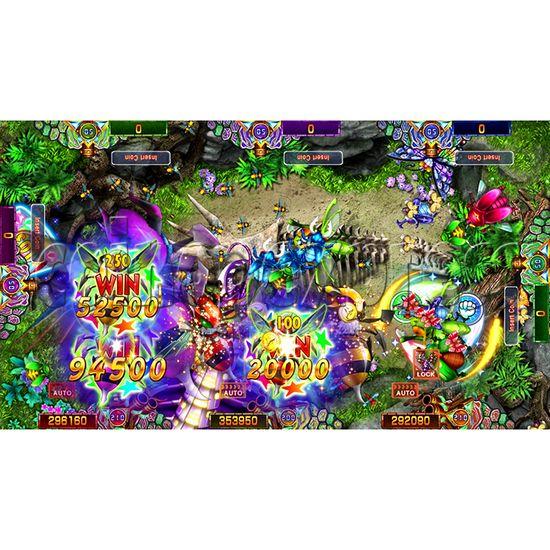 Mechanical Centipede Fishing Arcade Game Full Game Board Kit USA Edition - screen display 3