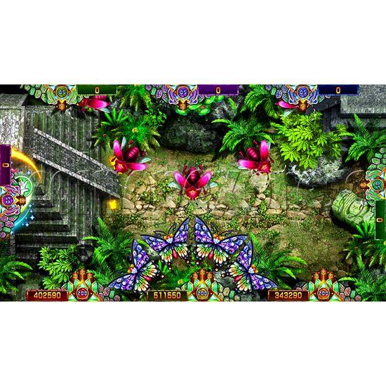 Mechanical Centipede Fishing Arcade Game Full Game Board Kit USA Edition - screen display 5