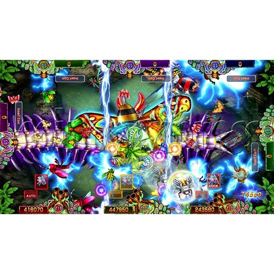Mechanical Centipede Fishing Arcade Game Full Game Board Kit USA Edition - screen display 8