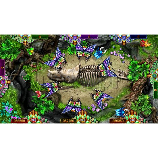 Mechanical Centipede Fishing Arcade Game Full Game Board Kit USA Edition - screen display 12