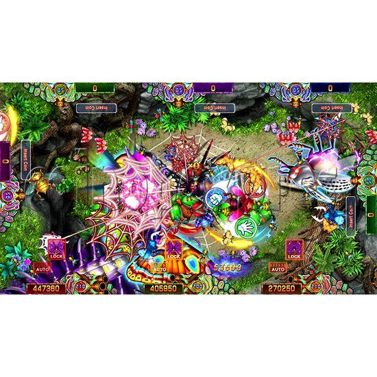 Mechanical Centipede Fishing Arcade Game Full Game Board Kit USA Edition - screen display 13