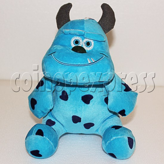 Shaggy Plush Toy 8 inch - front view