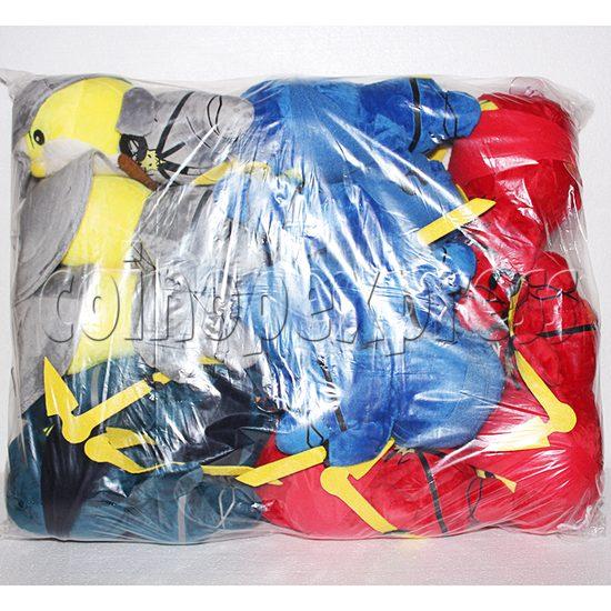 Little Ninja Plush Toy 8 inch - package