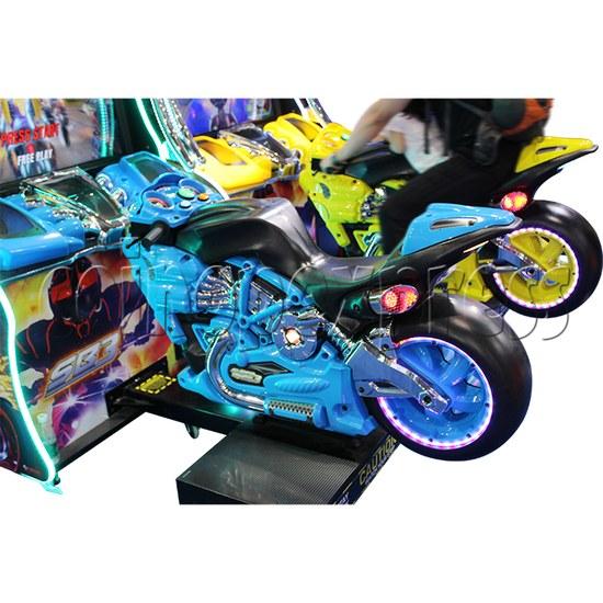 Super Bikes 3 Motorcycle Racing Arcade Game Machine - motorcycle