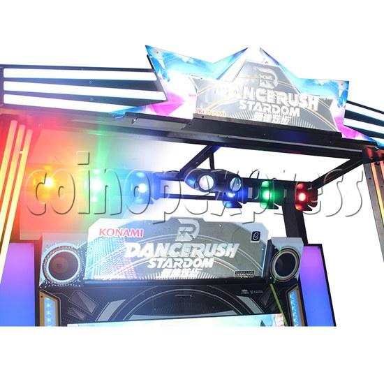 DanceRush Stardom Video Dancing Machine - Single player machine- header