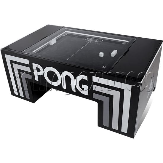 Atari PONG Coffee Table Arcade Machine - left view 1