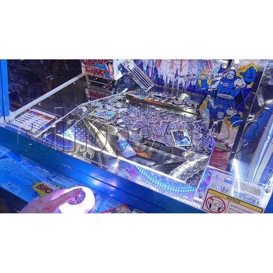 DC Super Heroes 2 Player Arcade Game Machine - platform