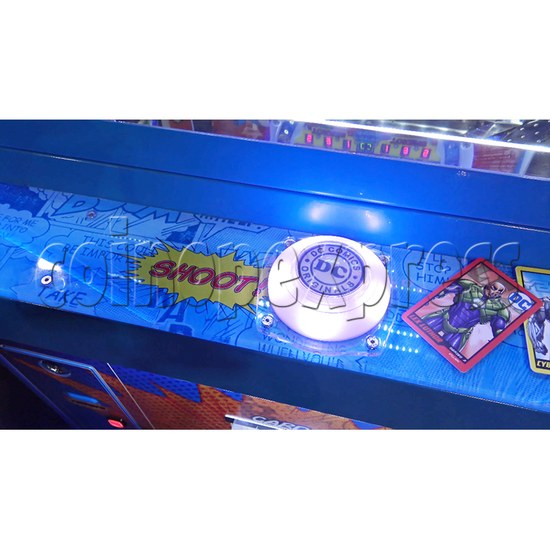DC Super Heroes 2 Player Arcade Game Machine - console