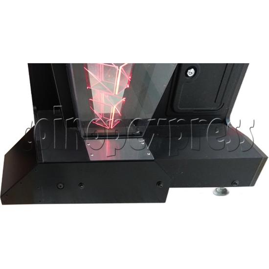 Bishi Bashi Channel Arcade Machine - base