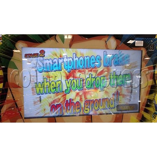 Bishi Bashi Channel Arcade Machine - screen display 4