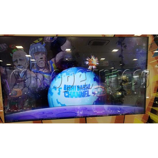 Bishi Bashi Channel Arcade Machine - screen display 6