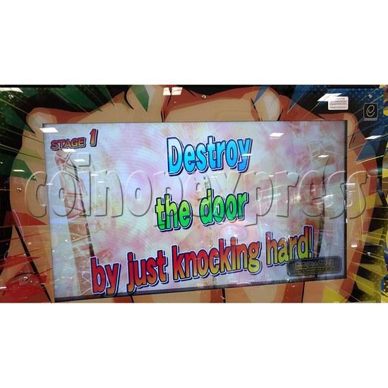 Bishi Bashi Channel Arcade Machine - screen display 7