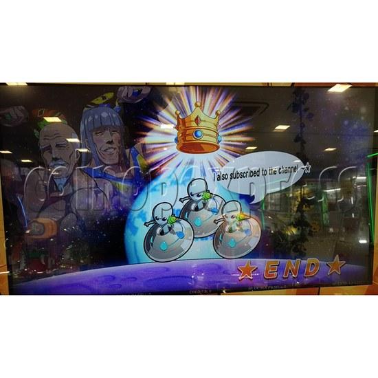 Bishi Bashi Channel Arcade Machine - screen display 9