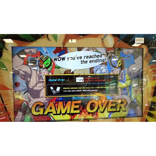 Bishi Bashi Channel Arcade Machine - screen display 10