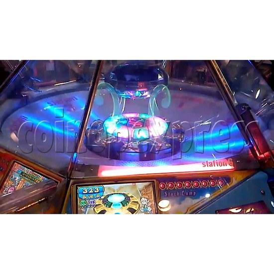 Fantastic Fever 3 Medal Arcade Game - rolling ball institution