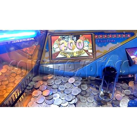 Fantastic Fever 3 Medal Arcade Game - platform
