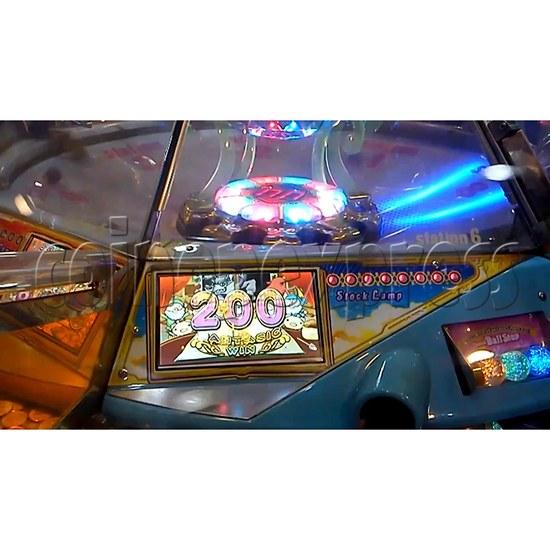 Fantastic Fever 3 Medal Arcade Game - screen