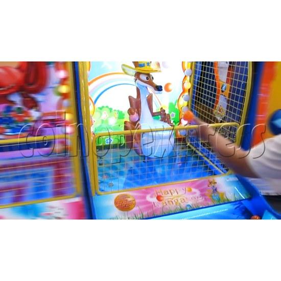 Happy Kangaroo Ticket Redemption Machine - play view 1