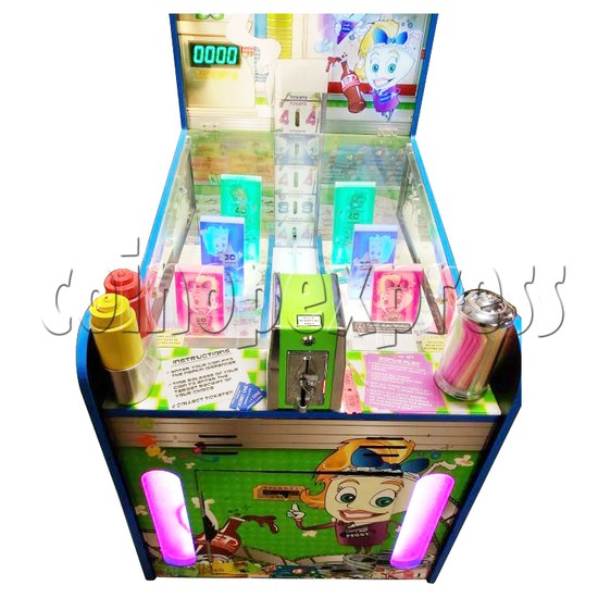 Intermission Ticket Redemption Machine 1 player - playfield 1