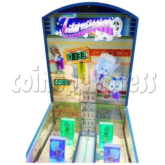 Intermission Ticket Redemption Machine 1 player - playfield 3