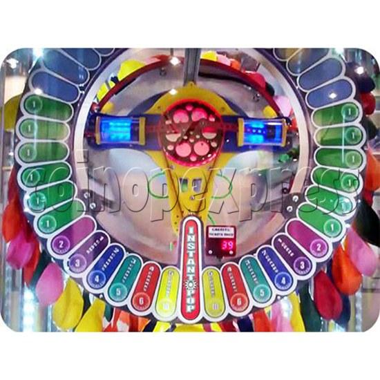 Pop It And Win Ticket Redemption Arcade Machine - draw plate