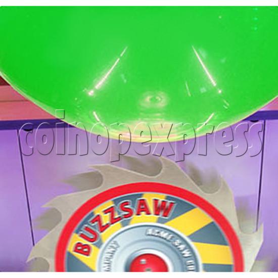 Pop It And Win Ticket Redemption Arcade Machine - buzzsaw