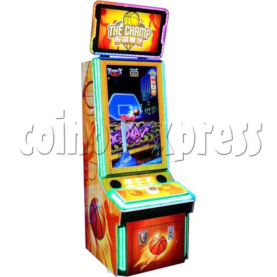 Game Alliance Ticket Redemption Arcade Machine (4 units) - The Champ