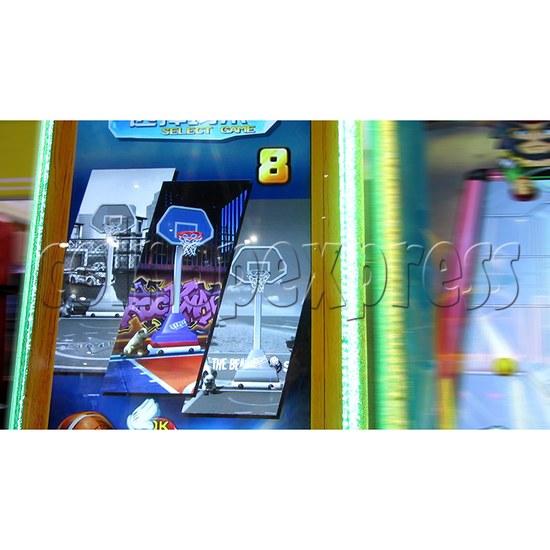 The Champ Ticket Redemption Arcade Machine - game scenes