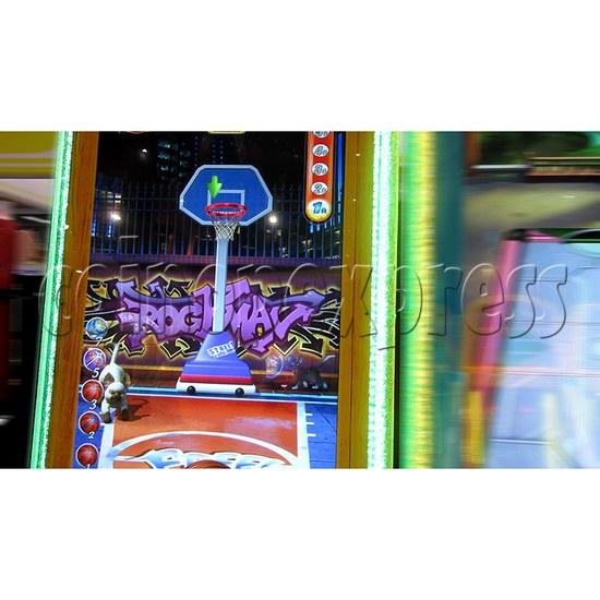 The Champ Ticket Redemption Arcade Machine - play view 1